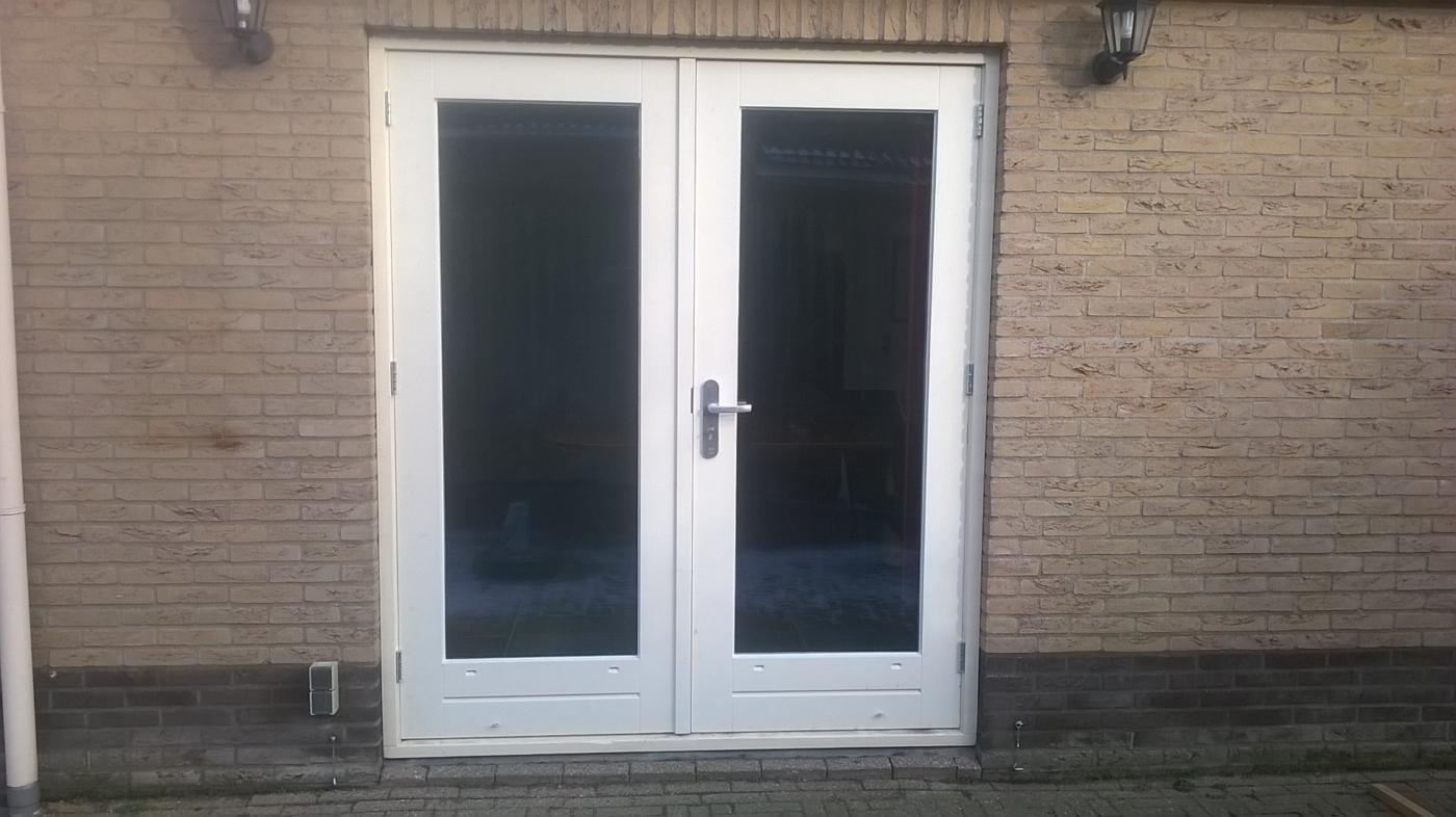 Openslaande Deuren Hout : Schuifpuien openslaande deuren friesland hout kunststof