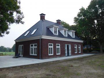 Nieuwbouw notariswoning